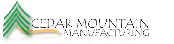 CEDAR MOUNTAIN MANUFACTURING, Logo